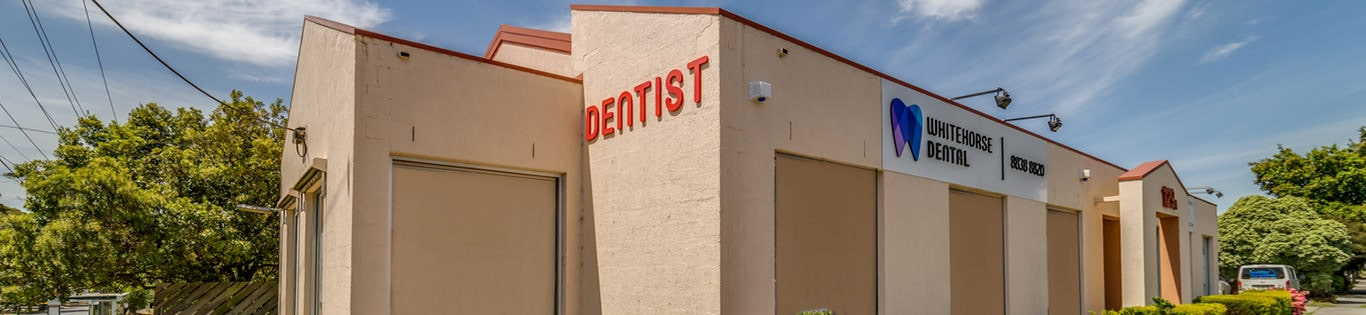 Privacy Policy - Whitehorse Dental